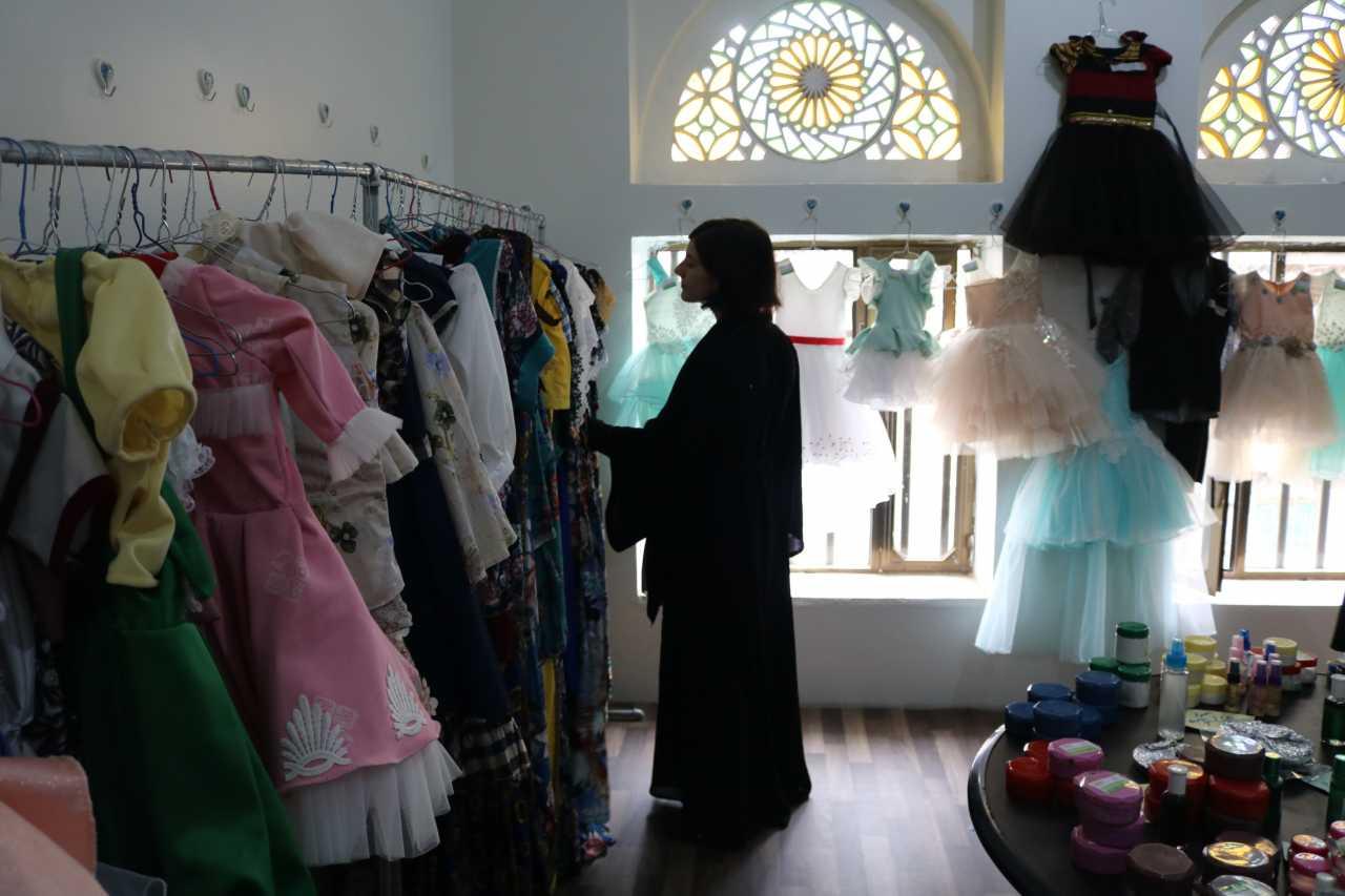 A safe space provides a lifeline for Amal